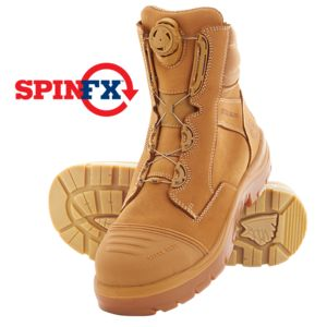 STEEL BLUE SOUTHERN CROSS SPIN-FX™ Safety Work Boot Thumbnail